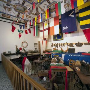 Museo Navale di Pegli - cimeli marinari