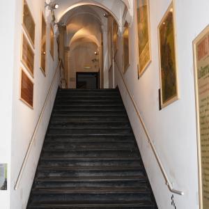 Scalone palazzo Adorno