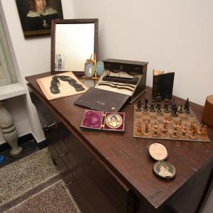 Studio di Giuseppe Mazzini