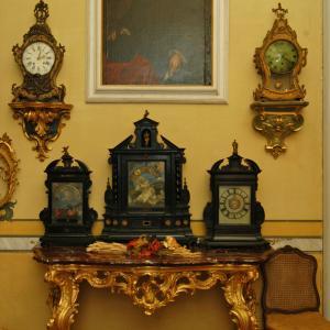 Museo Luxoro - orologi notturni