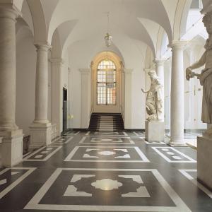 Palazzo Bianco - loggiato