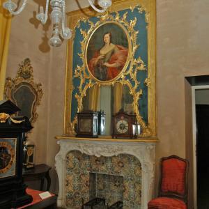 Museo Luxoro - salotto piano terra