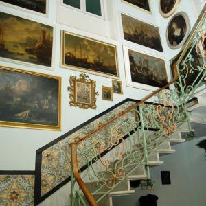Museo Luxoro - scalone