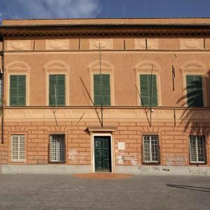 Villa Doria Centurione, facade