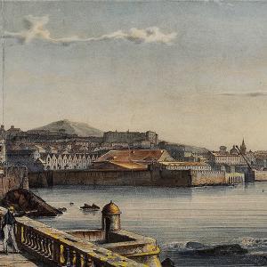 Castelletto - panorama