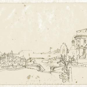 La ricreazione dei Padri Filippini e l'antica Chiesa di S. Michele