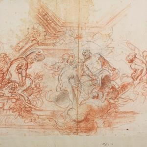 Venere intercede presso Giove per il figlio Enea