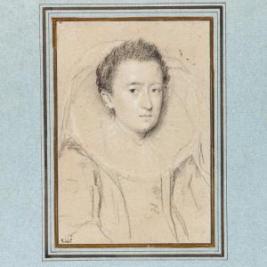 Ritratto della principessa Maria Felice Peretti