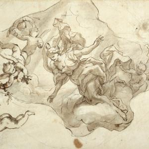 Diana visita Atteone