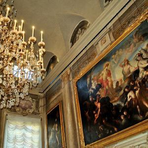 Salone - Palazzo  Rosso