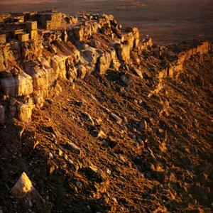 Gli altipiani rocciosi di Hopiland