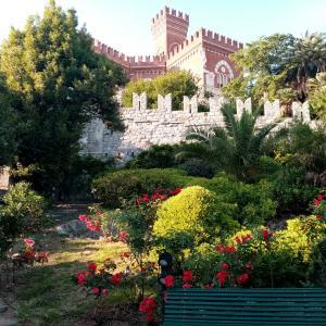 Castello D'Albertis - il parco