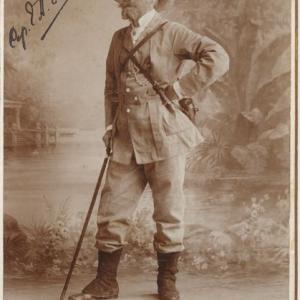 Il Capitano nel secondo giro del Mondo, 1896