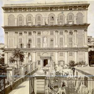 Palazzo Grimaldi poi Sauli
