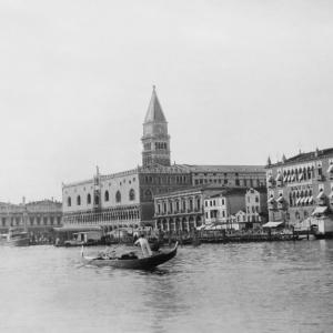 Piazza San Marco, Venezia, 1899