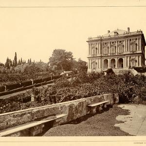 Villa Cambiaso - veduta