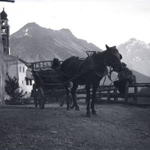 Verso Livigno (SO), 1900