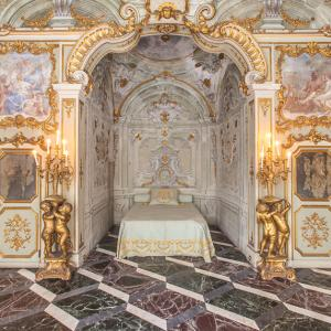 Alcova - Palazzo Rosso