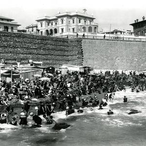 Spiaggia dei bagni San Nazaro