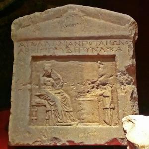 Stele di Apollonia