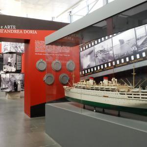 """Turbonave """"Andrea Doria"""""""