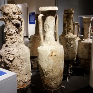 Anfore romane dal Mar Ligure