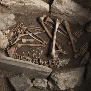 Sepoltura neolitica