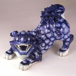 Leone cinese (Karashishi)